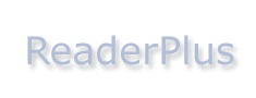 Readerplus Logo