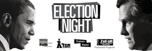 Election Night Plakat