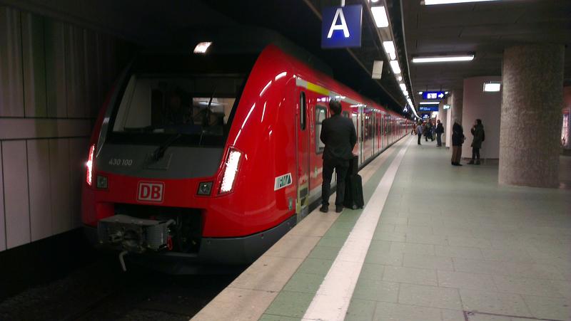 Frankfurt S8