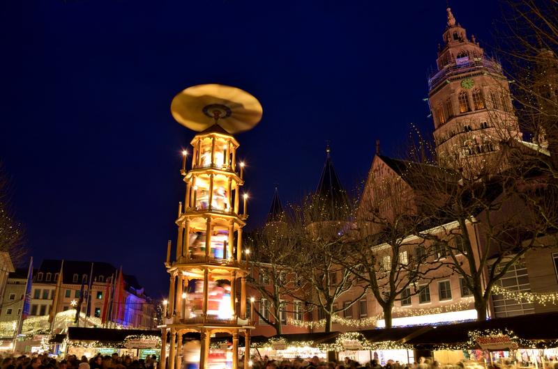 Wintermarkt Mainz