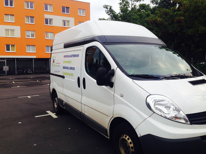 Campus Mainz Studierendenwerk Schafft Studi Transporter Ab