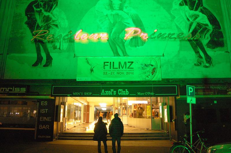 Campus mainz filmz geht in die 15 runde der er ffnungsabend - Leuchtschrift wand ...