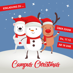 Logo der Campus Christmas