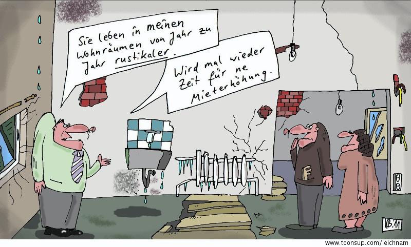 campus mainz albtraum vermieter? janas wgvergangenheit ~ Wasserhahn Comic
